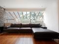 Потолок в мансардном помещении