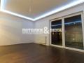 Сатиновый потолок с подсветкой