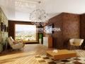 Лаковые потолки в стильном интерьере