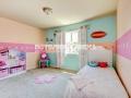 Тканевый потолок в комнате девочки