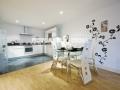 Стандартный белый потолок